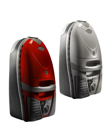 ARIA Red/Elite Domestic Vacuums