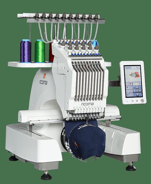 Ricoma Em 1010 Embroidery Machine Bob S Sew Vac Center